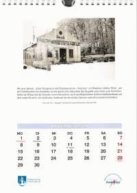 22. Pinkafelder Stadtkalender